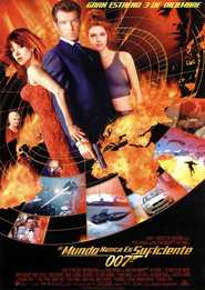 007: El mundo nunca es suficiente