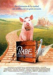 Babe, el cerdito en la ciudad