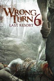 Camino sangriento 6: Herencia de muerte