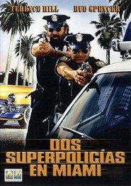 Dos superpolicías en Miami