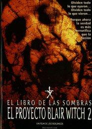 El libro de las sombras: El proyecto de la bruja Blair 2