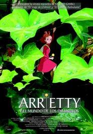 El Mundo Secreto de Arrietty