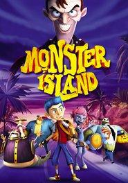 La isla de los monstruos