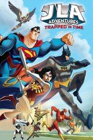 La Liga de la Justicia: Atrapados en el Tiempo