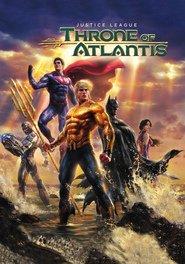 La Liga de la Justicia: El trono de Atlantis