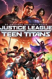 La liga dela justicia VS Titanes