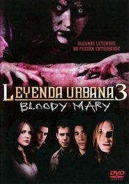Leyenda urbana 3: La maldición de Mary