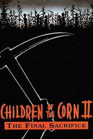 Los niños del maíz II: El sacrificio final