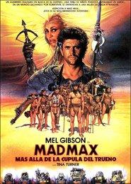 Mad Max III, más allá de la cúpula del trueno