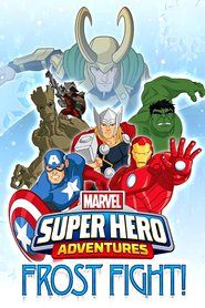 Marvel Heroes - Super Aventuras - Lucha Helada