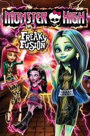 Monster High: Fusión monstruosa