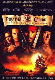 Piratas del Caribe: La Maldición de la Perla Negra