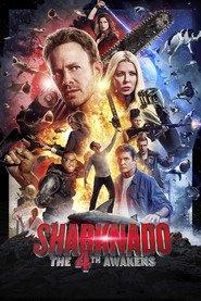 Sharknado: Que la 4ª te acompañe