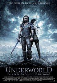 Underworld 3: La rebelión de los licántropos