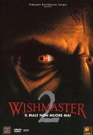 Wishmaster 2: El mal nunca muere