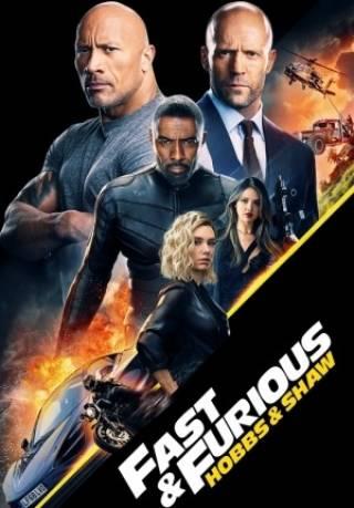 Rápidos y furiosos 9: Hobbs & Shaw / Fast & Furious