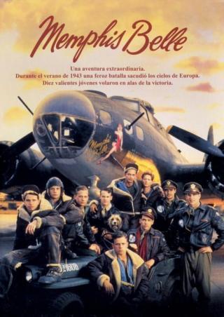 El bombardero Memphis Belle (1990)