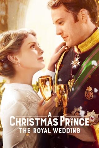 Un príncipe de Navidad La boda real (2018)