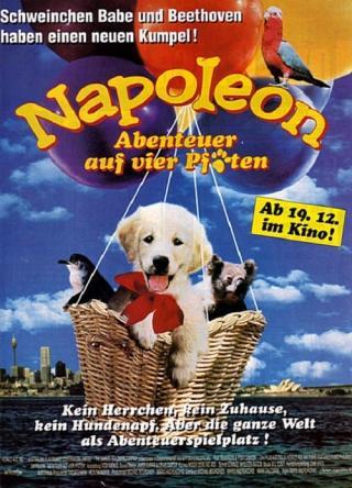 Napoleón, el perrito aventurero (1995)