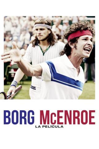 Borg McEnroe. La película (2017)