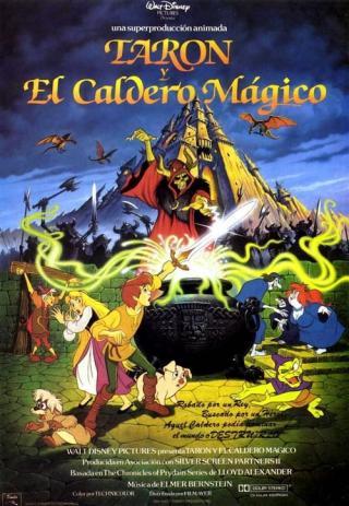 El caldero mágico (1985)