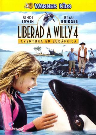 Liberad a Willy 4: Aventura en Sudáfrica (2010)