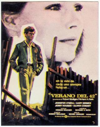 Verano del 42 (1971)