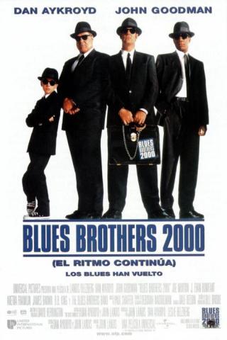 Los hermanos caradura 2000 (1998)