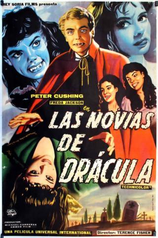 Las novias de Drácula (1960)