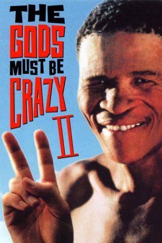 Los dioses deben estar locos 2 (1989)