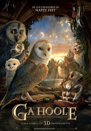 Ga'Hoole La leyenda de los guardianes (2010)