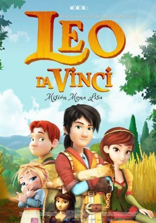 Leo Da Vinci: Misión Mona Lisa (2018)