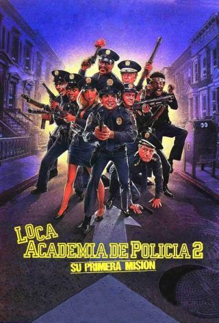 Loca academia de policía 2 (1985)