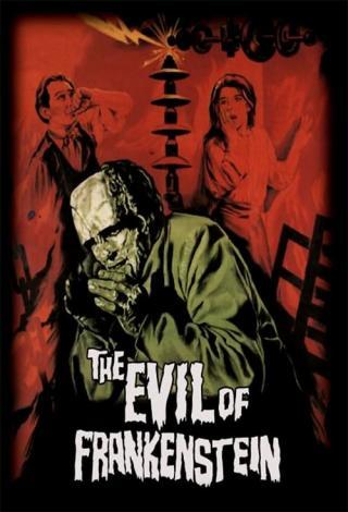 La maldad de Frankenstein (1964)