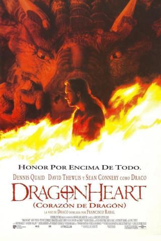 Corazón de dragón (1996)