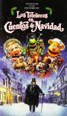 Los Muppets en cuentos de Navidad (1992)