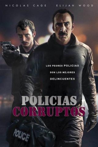 Policías corruptos