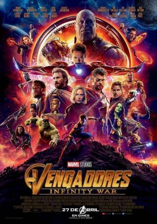 Los Vengadores: Infinity War