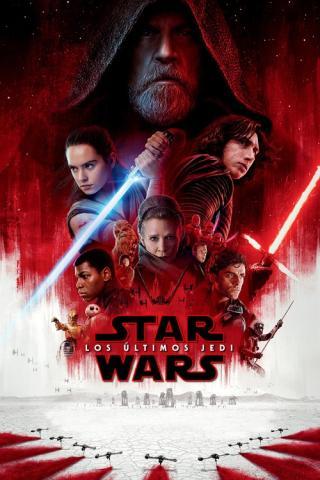 La guerra de las galaxias. Episodio VIII: Los últimos Jedi