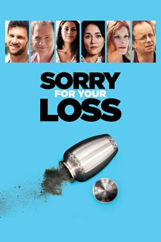 Lo siento por su pérdida