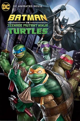 Batman y Las Tortugas Ninjas
