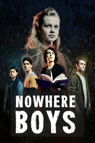 Los Chicos sin destino: El libro de las sombras