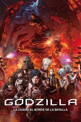 Godzilla La ciudad al borde de la batalla