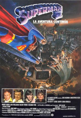 Superman II, la aventura continúa (1980)