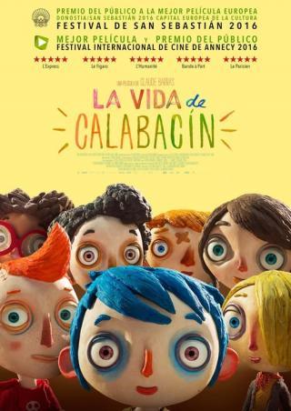La vida de Calabacín (2016)