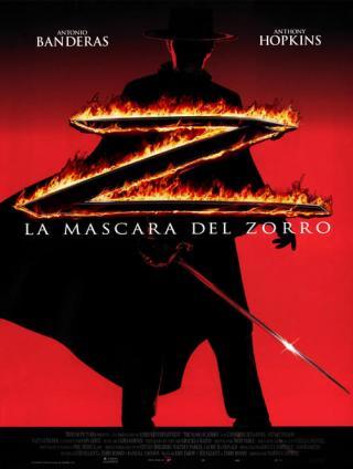 La máscara del Zorro (1998)