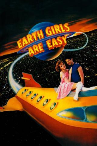 Las chicas de la Tierra son fáciles (1988)