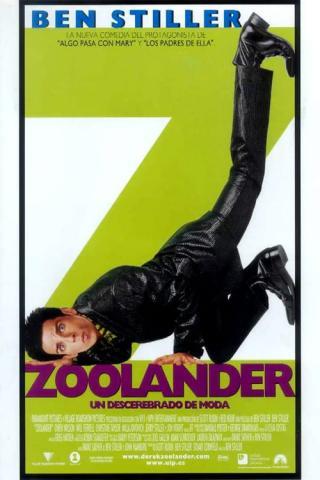 Zoolander (Un descerebrado de moda) (2001)