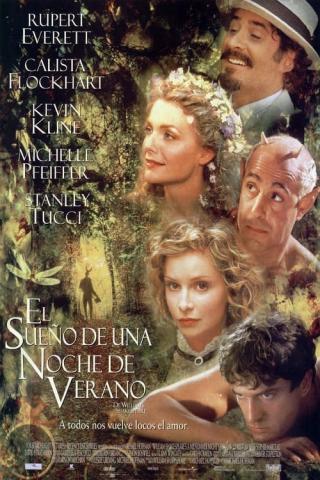 El sueño de una noche de verano de William Shakespeare (1999)
