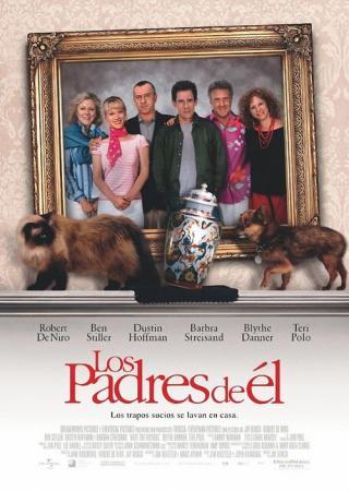 Los Fockers: la familia de mi esposo (2004)